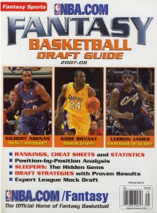 NBA.com Fantasy Basketball Draft Guide