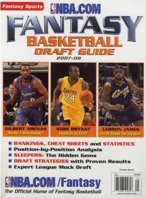 NBA.com Fantasy Basketball Draft Guide