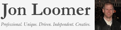 Jon Loomer Logo 2011