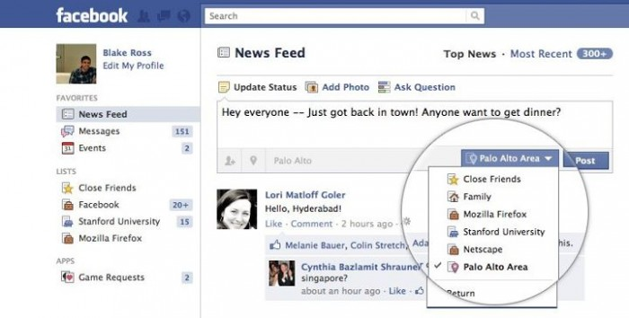What the Improved Facebook Friends Lists Means for Google+