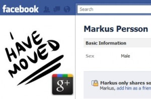 Moving from Facebook to Google+?