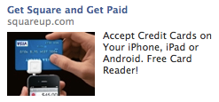 Facebook Ad Squareup