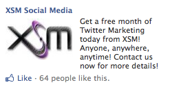 facebookad xsm How to Create a Successful Facebook Ad Campaign