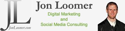 Jon Loomer Logo November 2011