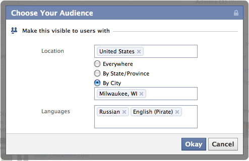 target How to Engage Fans on Your Facebook Page