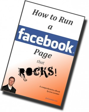 How to Run a Facebook Page that ROCKS eBook