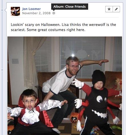 Facebook Photo 2008