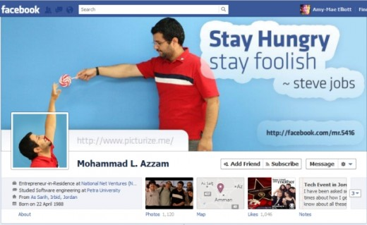 Facebook Timeline Cover Photo