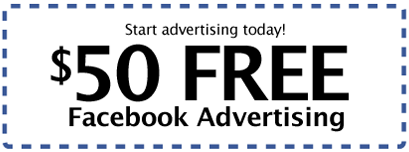 How to Get a Free $50 Facebook Advertising Coupon Code