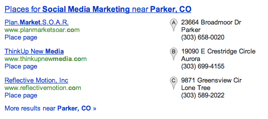 Brick and Mortar Not Required for Bing, Google Places
