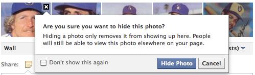 Facebook Fan Page Photo Strip