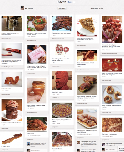 Pinning With the Cool Kids on Pinterest