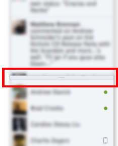 Adjust Facebook Sidebar