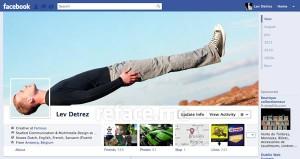 Lev Detrez Facebook Timeline Cover Photo