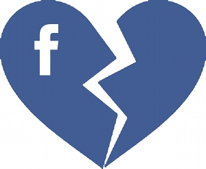 FB broken heart