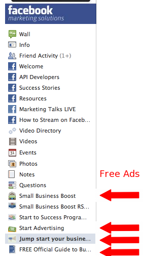 Free Facebook Ads Facebook Marketing Solutions