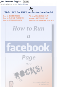 Facebook Welcome Tab Giveaway