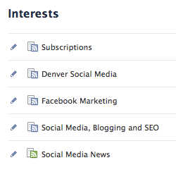 How Marketers Can Use Facebook Interest Lists