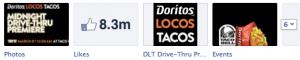 Taco Bell Facebook Tabs