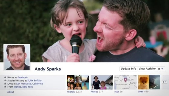 Facebook Design 2011