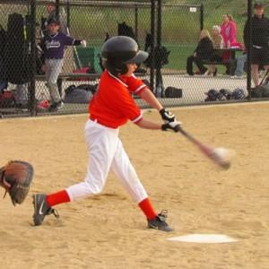 Little League Hitter