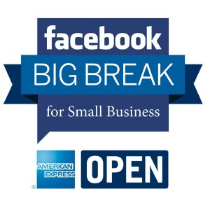 AMEX Facebook big break for small business 300x300 Big Break for Small Business: Free Facebook Ad Coupon