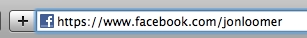 Facebook Email Address