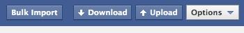 Facebook Power Editor Upload Download