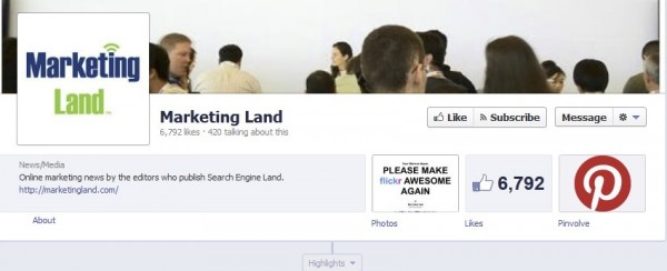 Marketing Land Subscribe Facebook