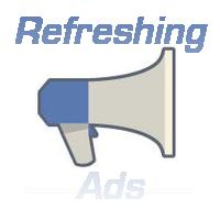 Refreshing Facebook Ads