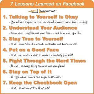 7 Lessons Learned on Facebook