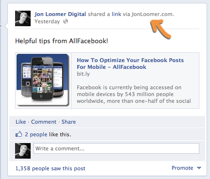 facebook post from agora pulse Does Publishing with Third Party Apps Hurt Facebook Reach?