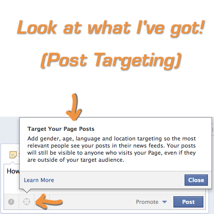 Facebook Page Post Targeting: Is It Useful?