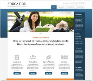 Education Genesis Framework Child Theme