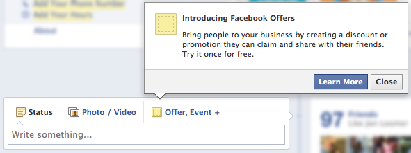facebook offers 1 Itll Cost Ya: Facebook Offers Now Available to All