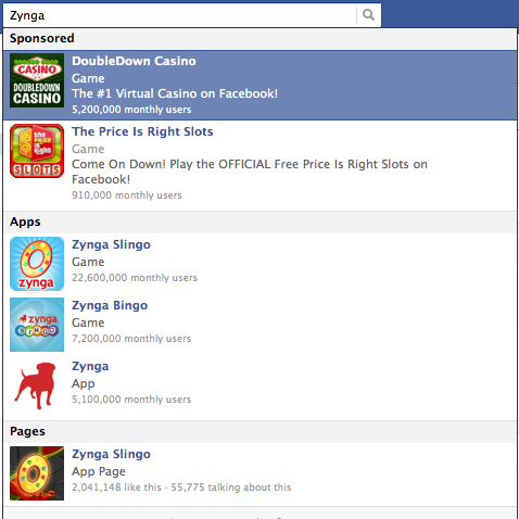 facebook sponsored results How to Create a Sponsored Result Facebook Search Ad