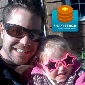 ShortStack CEO Jim Belosic and Daughter