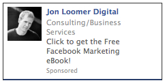 Facebook Sponsored Result Ad 1