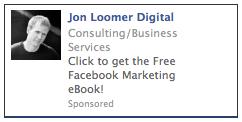 Facebook Sponsored Result Ad 1
