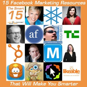 15 Facebook Marketing Resources That Will Make You Smarter