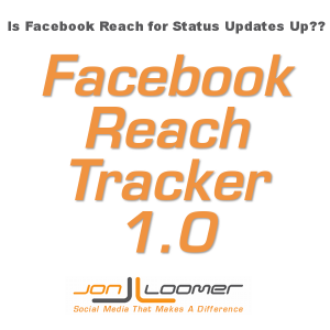 Facebook Reach Tracker