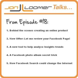 Jon Loomer Podcast Episode 18