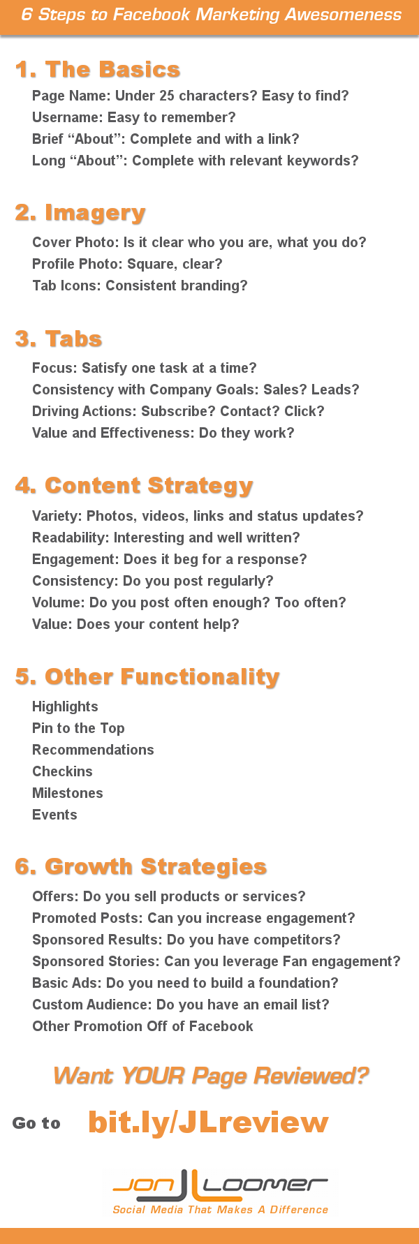 6 steps to facebook marketing awesomeness 6 Steps to Facebook Marketing Awesomeness