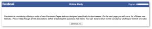 Facebook Survey Business Suite