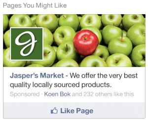 Facebook New Mobile Page Ads Design TechCrunch