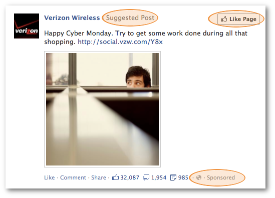 facebook suggested post Five Ways Facebook is Improving for Brands That You Probably Missed