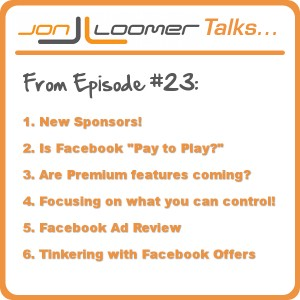 Jon Loomer Talks Podcast 23