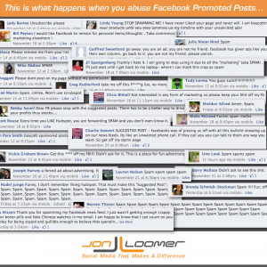Facebook Promoted Posts Abuse