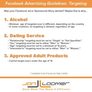 Facebook Advertising Guidelines Targeting
