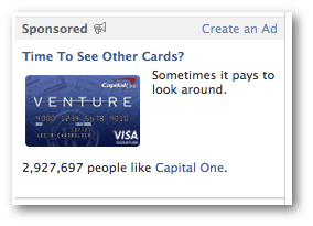 Facebook Ad External Destination